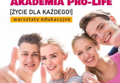 Letnia Akademia Pro-life